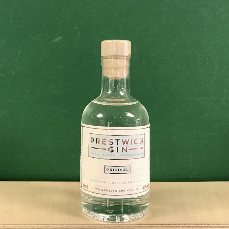 Prestwich Gin - 20cl
