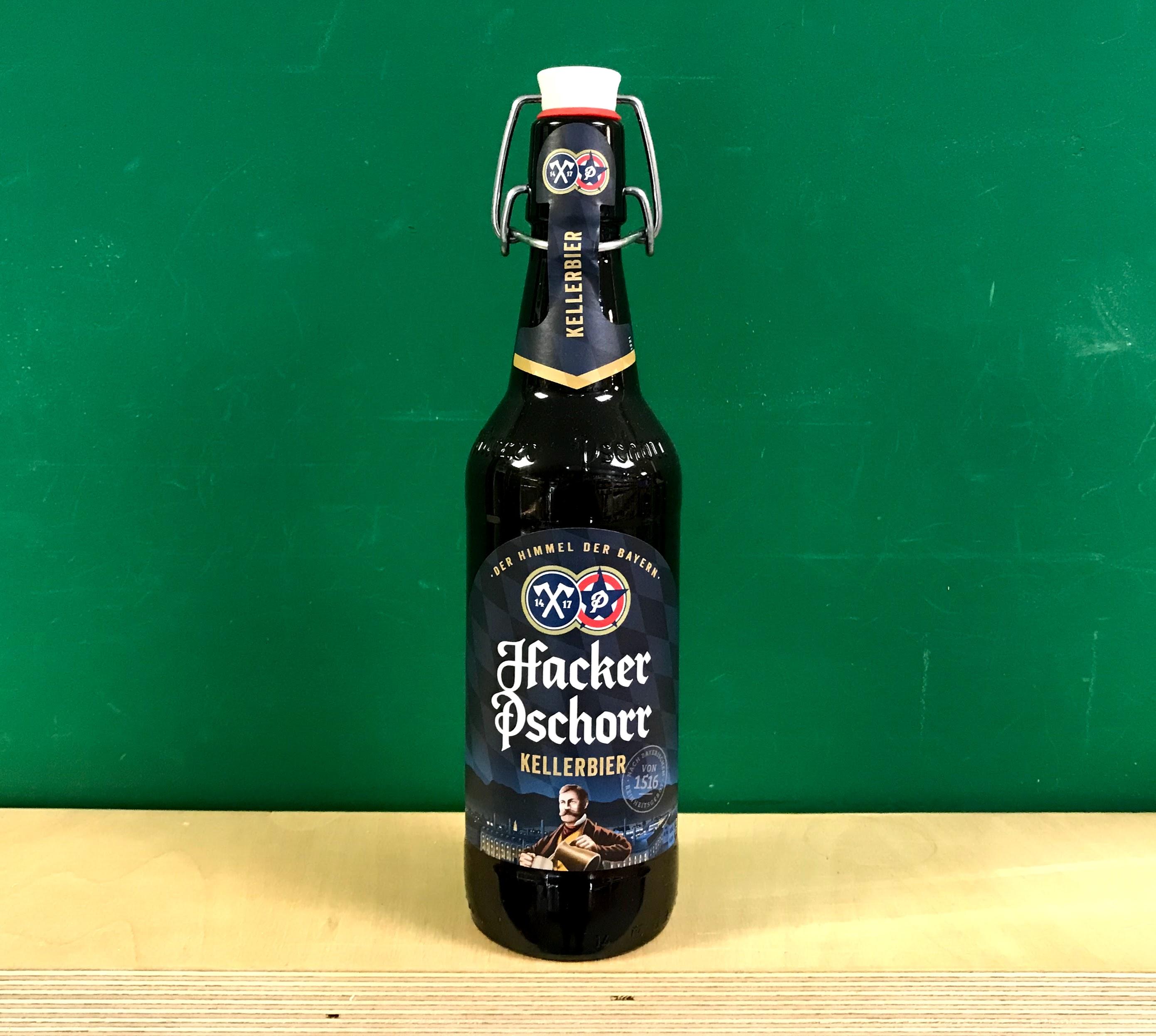 Hacker Pschorr Kellerbier