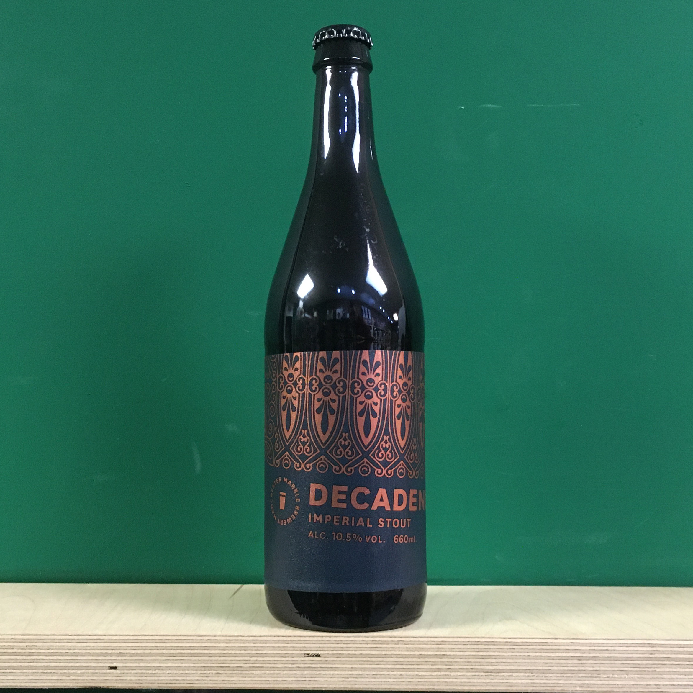 Marble Decadence Imperial Stout