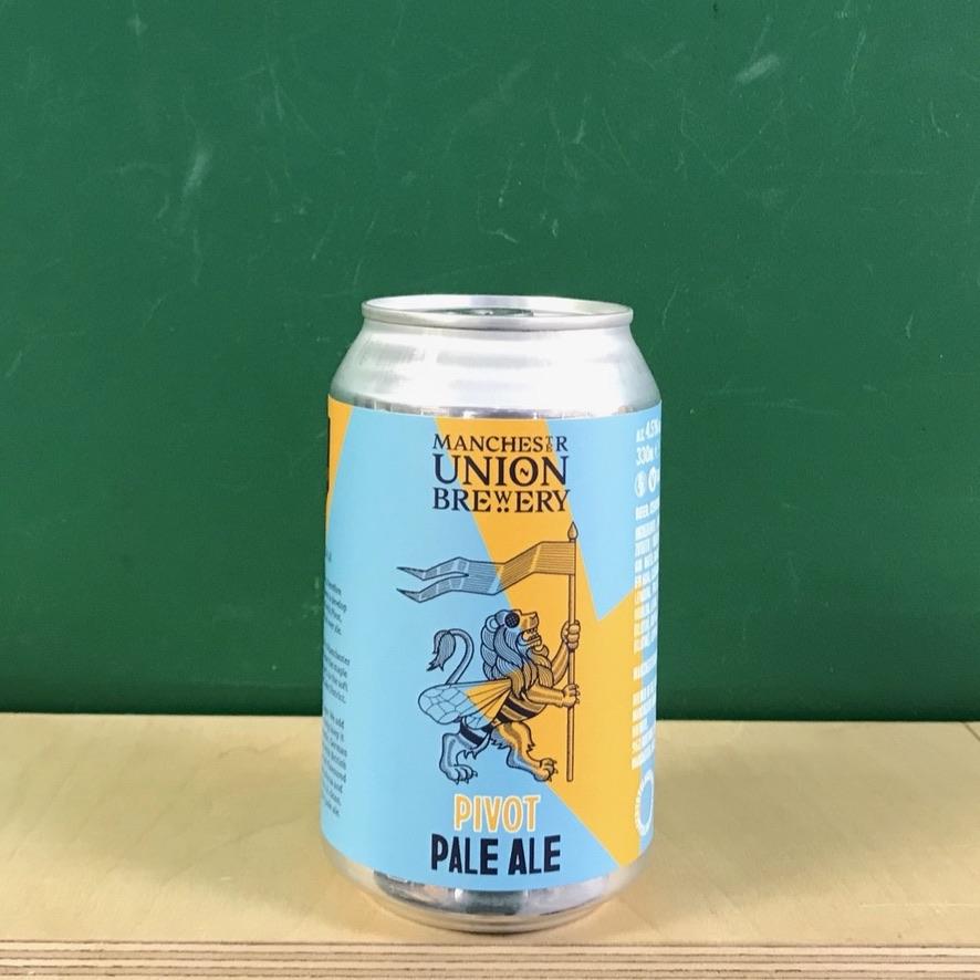 Manchester Union Pivot Pale Ale