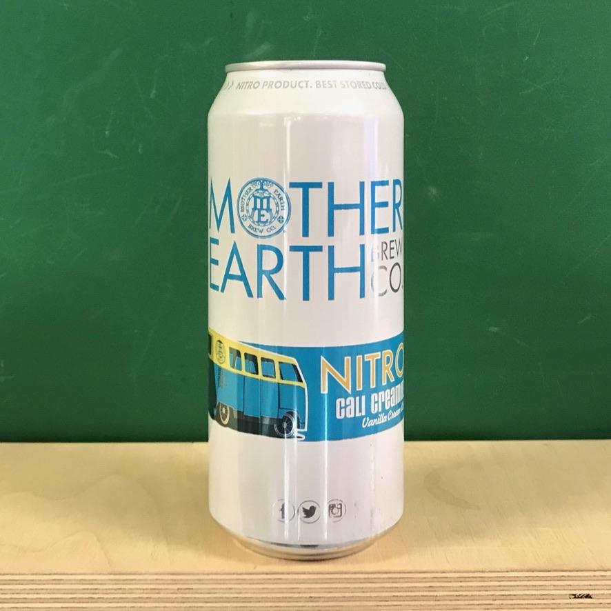 Mother Earth Brew Co Cali Creamin Nitro