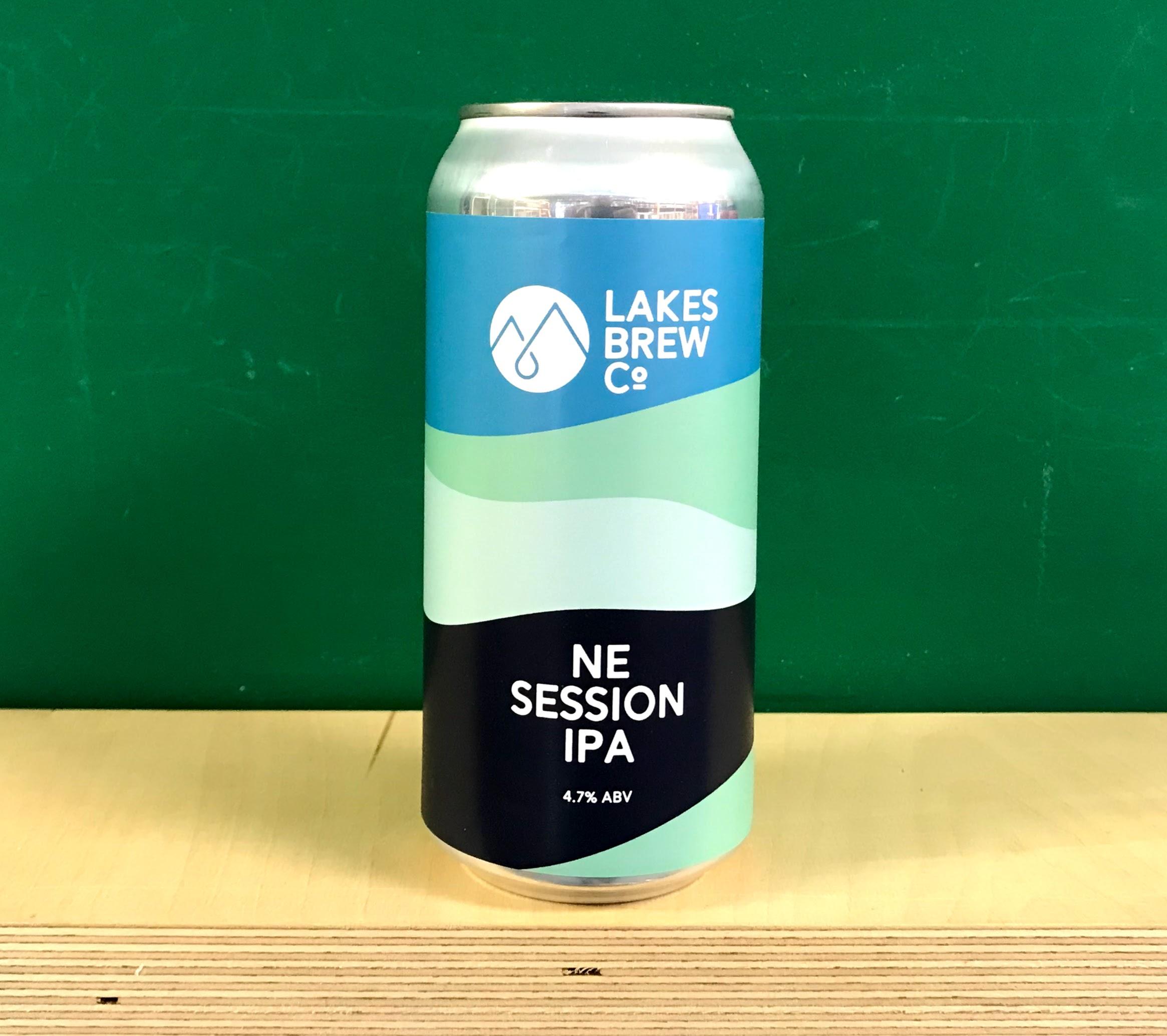 Lakes Brew Co NE Session IPA