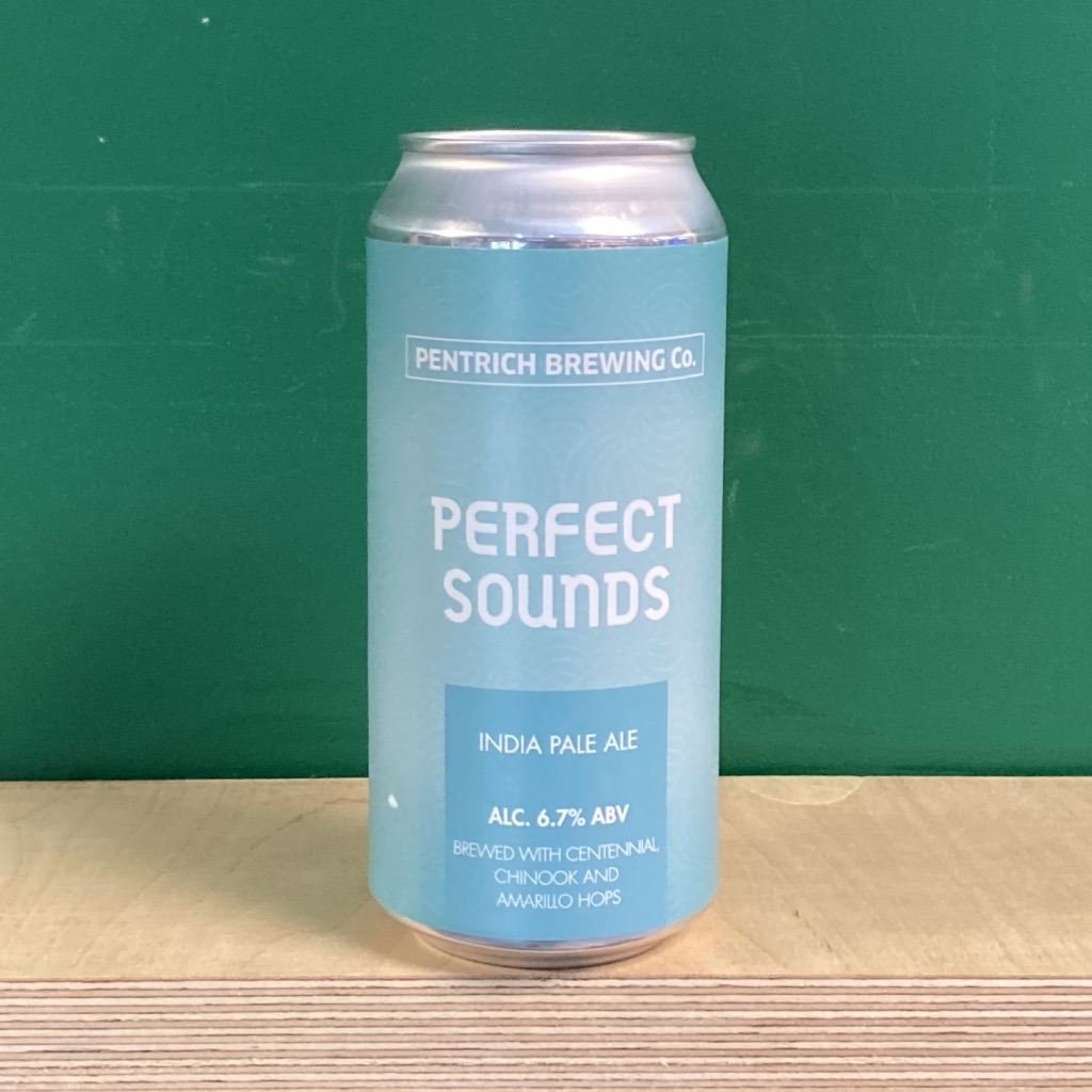 Pentrich Brewing Co Perfect Sounds