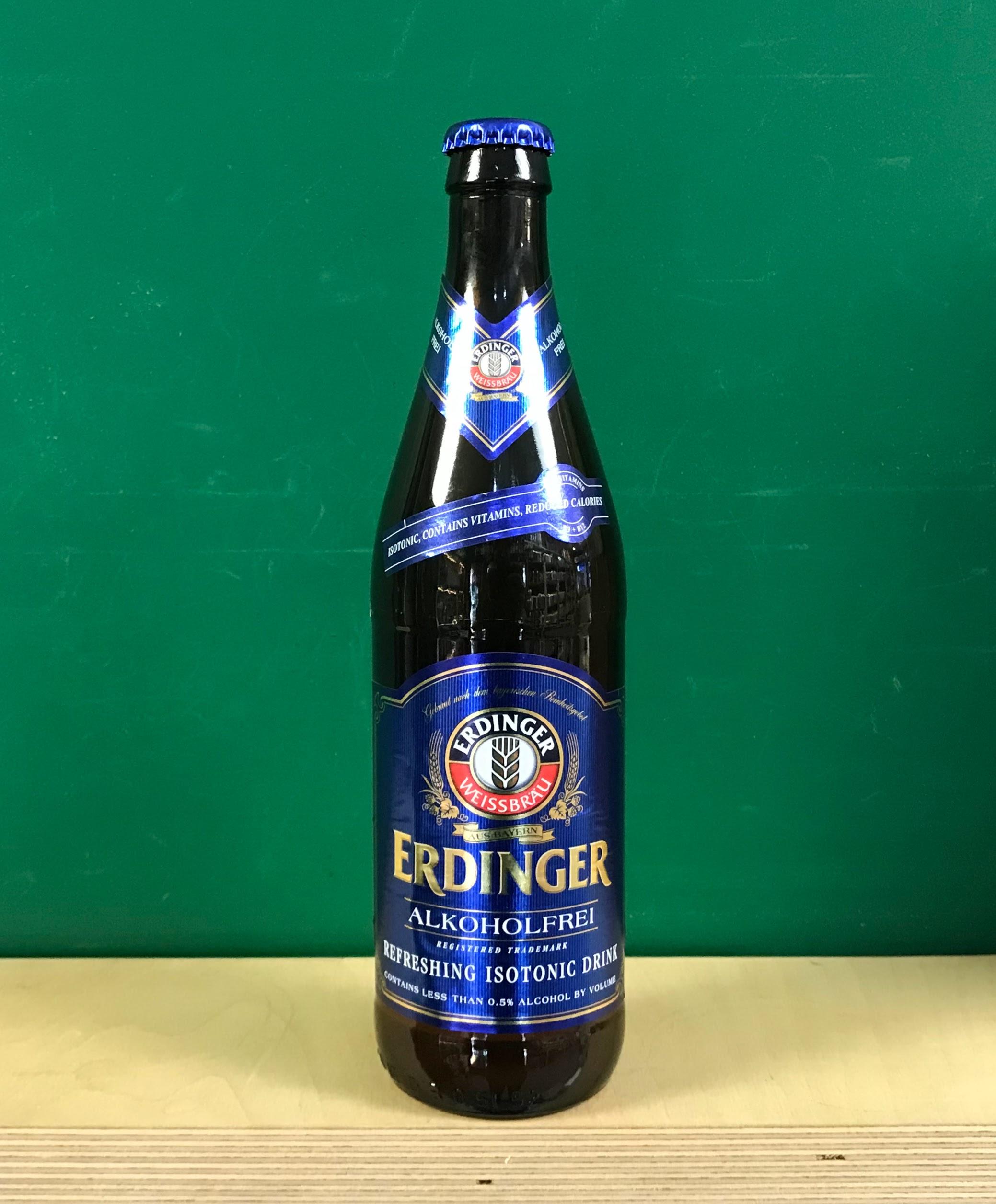 Erdinger Alc Free Bottle