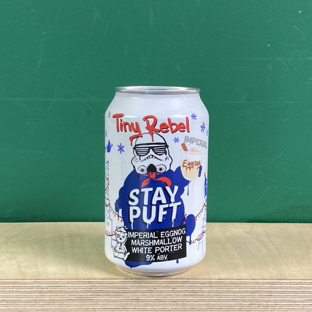 Tiny Rebel Eggnog Imperial Stay Puft