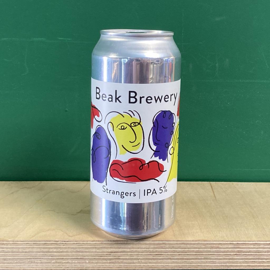 Beak Brewery Strangers IPA
