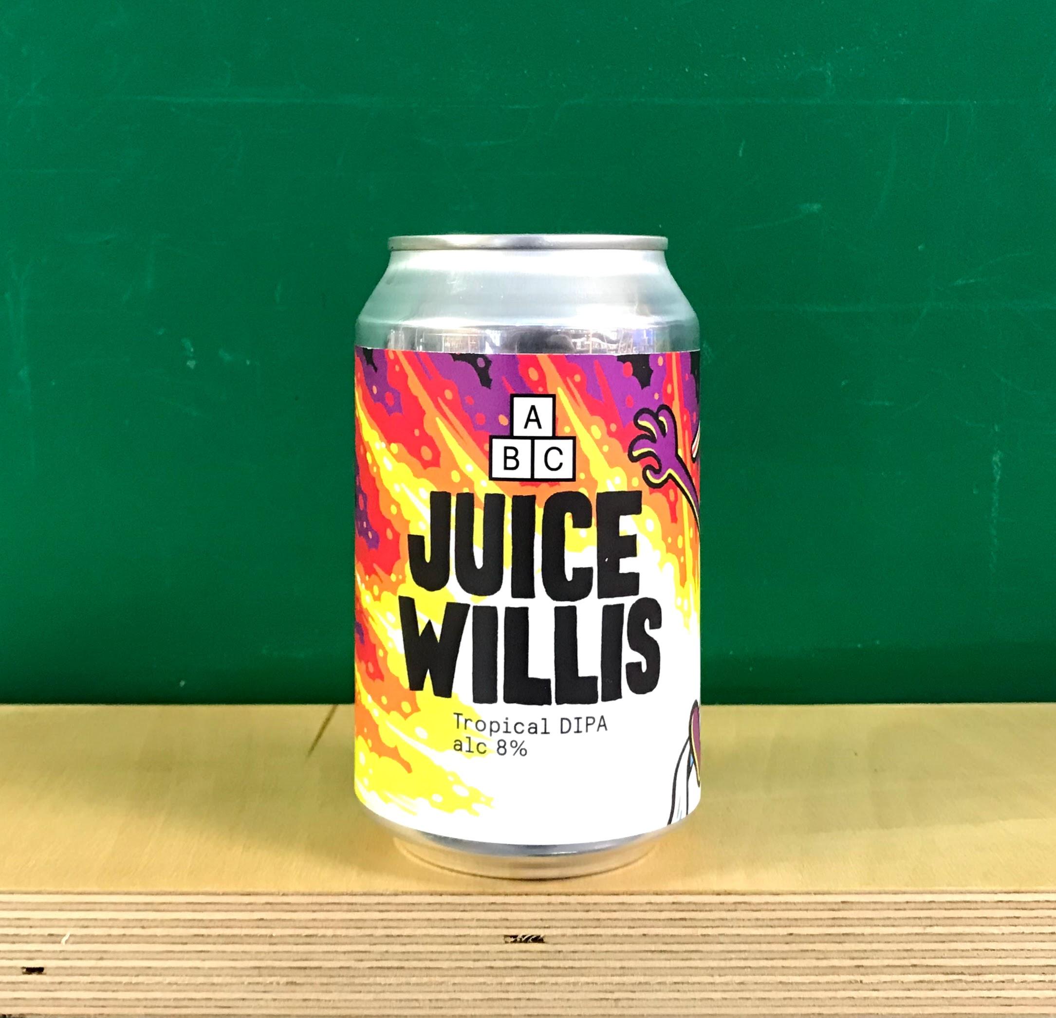 Alphabet Juice Willis