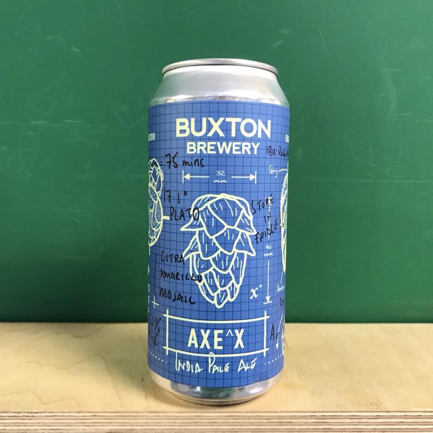 Buxton Axe ^X