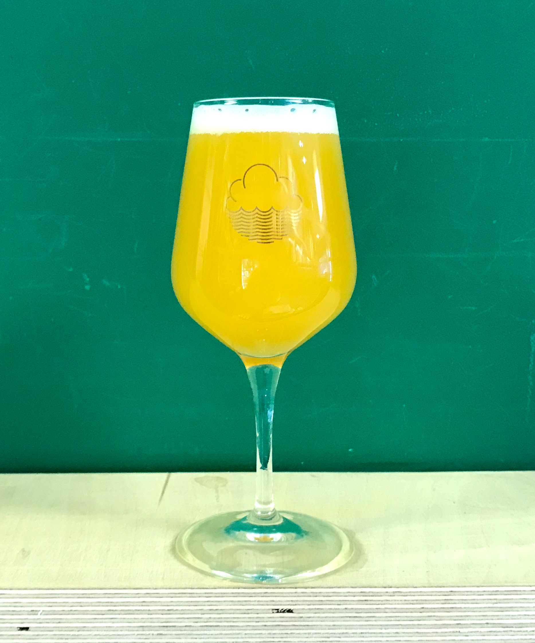 Cloudwater Electra Stemed Glass