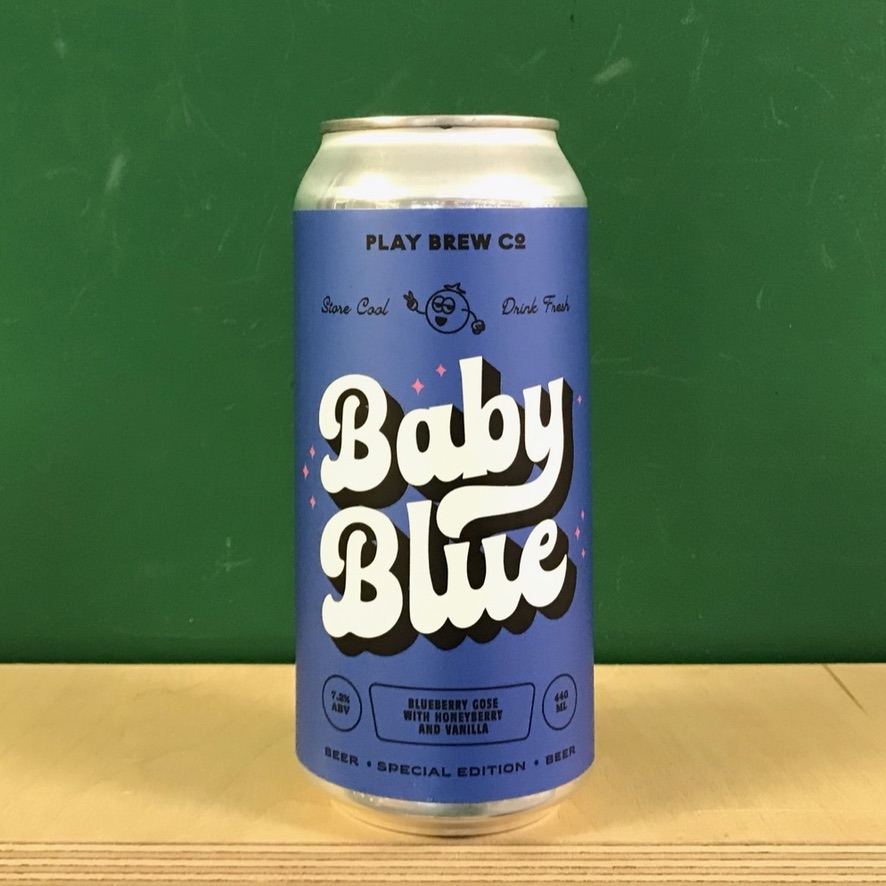 Play Brew Co Baby Blue