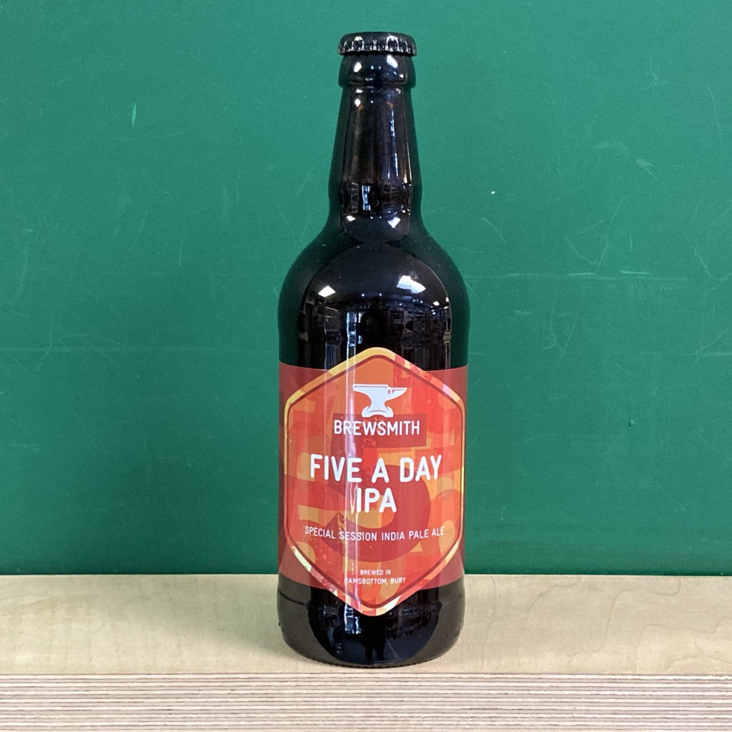 Brewsmith Five A Day IPA