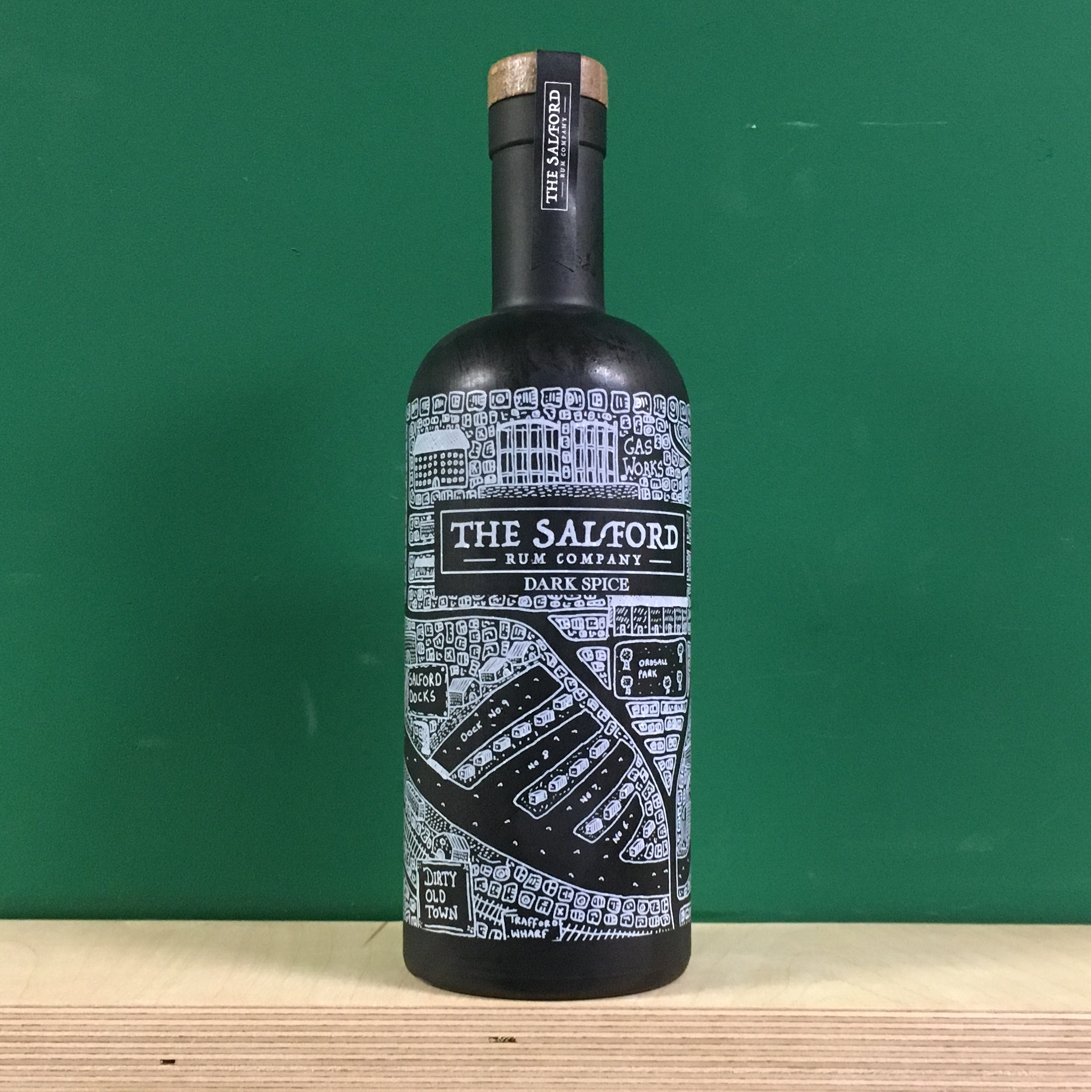 Salford Dark Rum