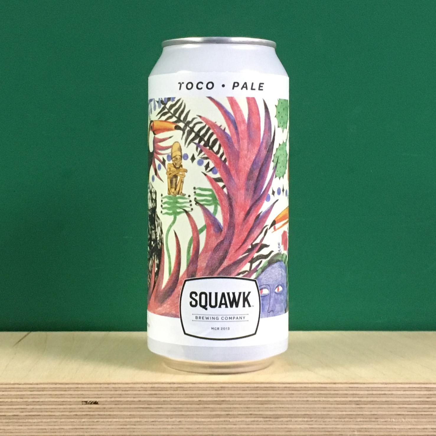 Squawk Toco Pale