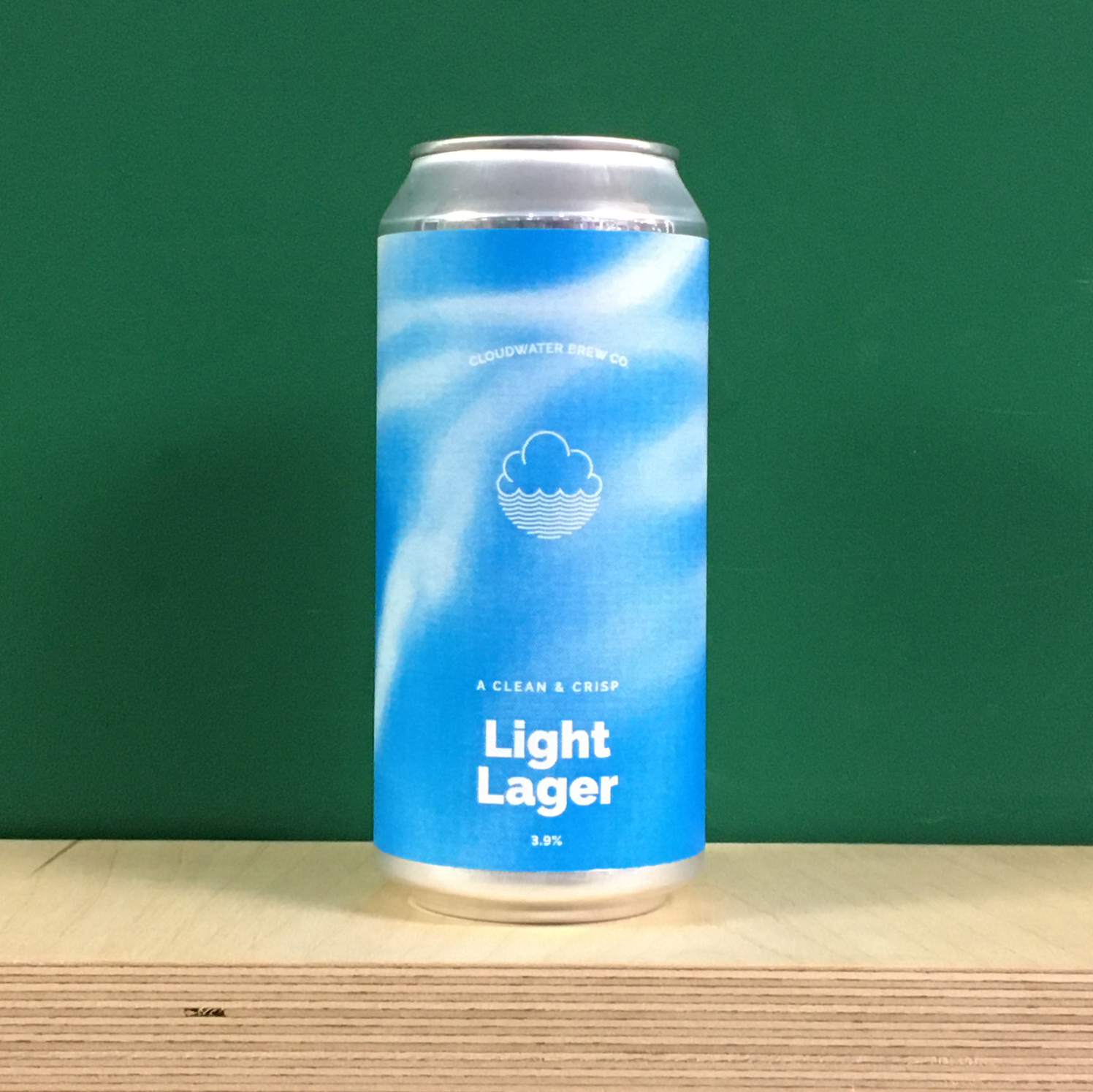 Cloudwater Light Lager