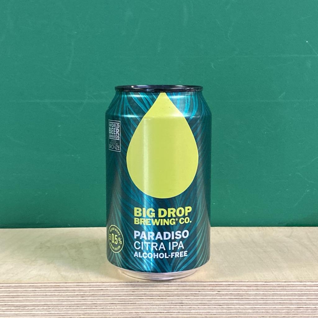 Big Drop Brewing Co Paradiso