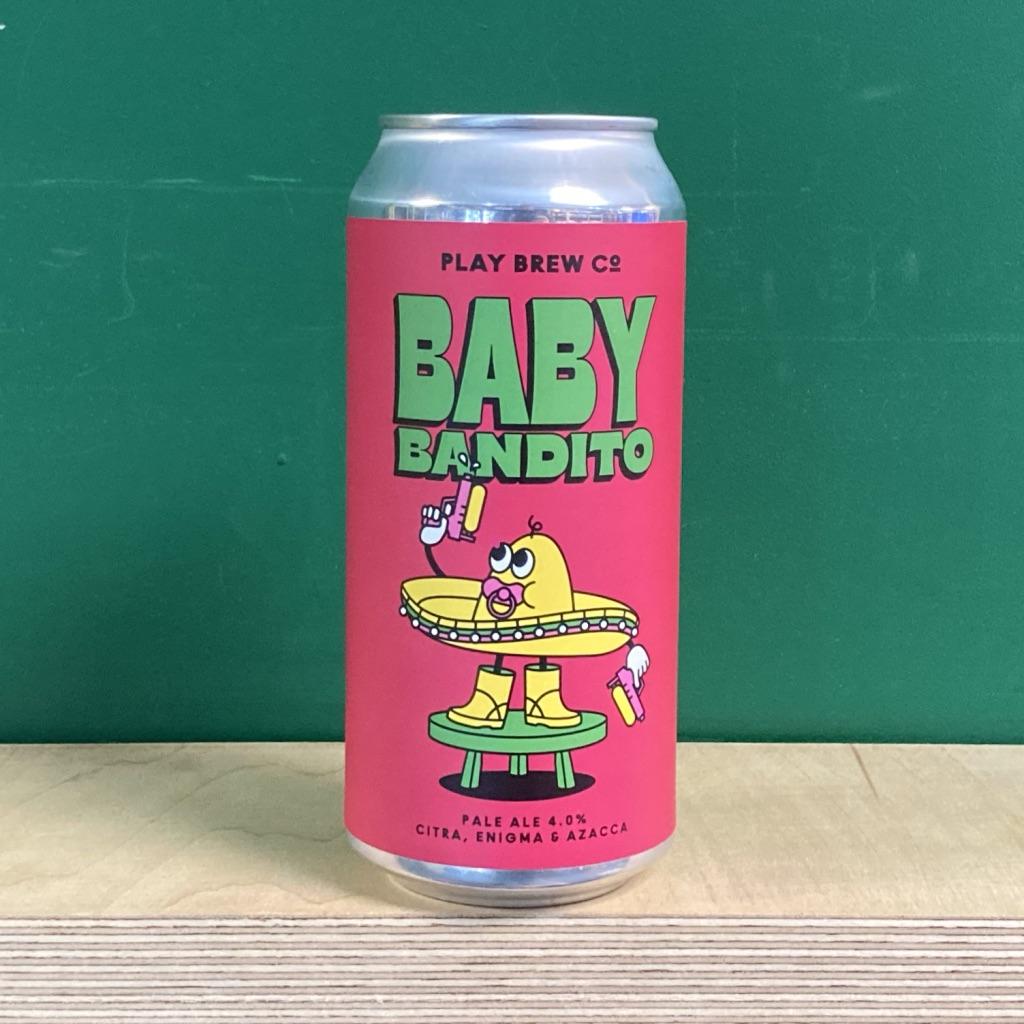 Play Brew Co Baby Bandito