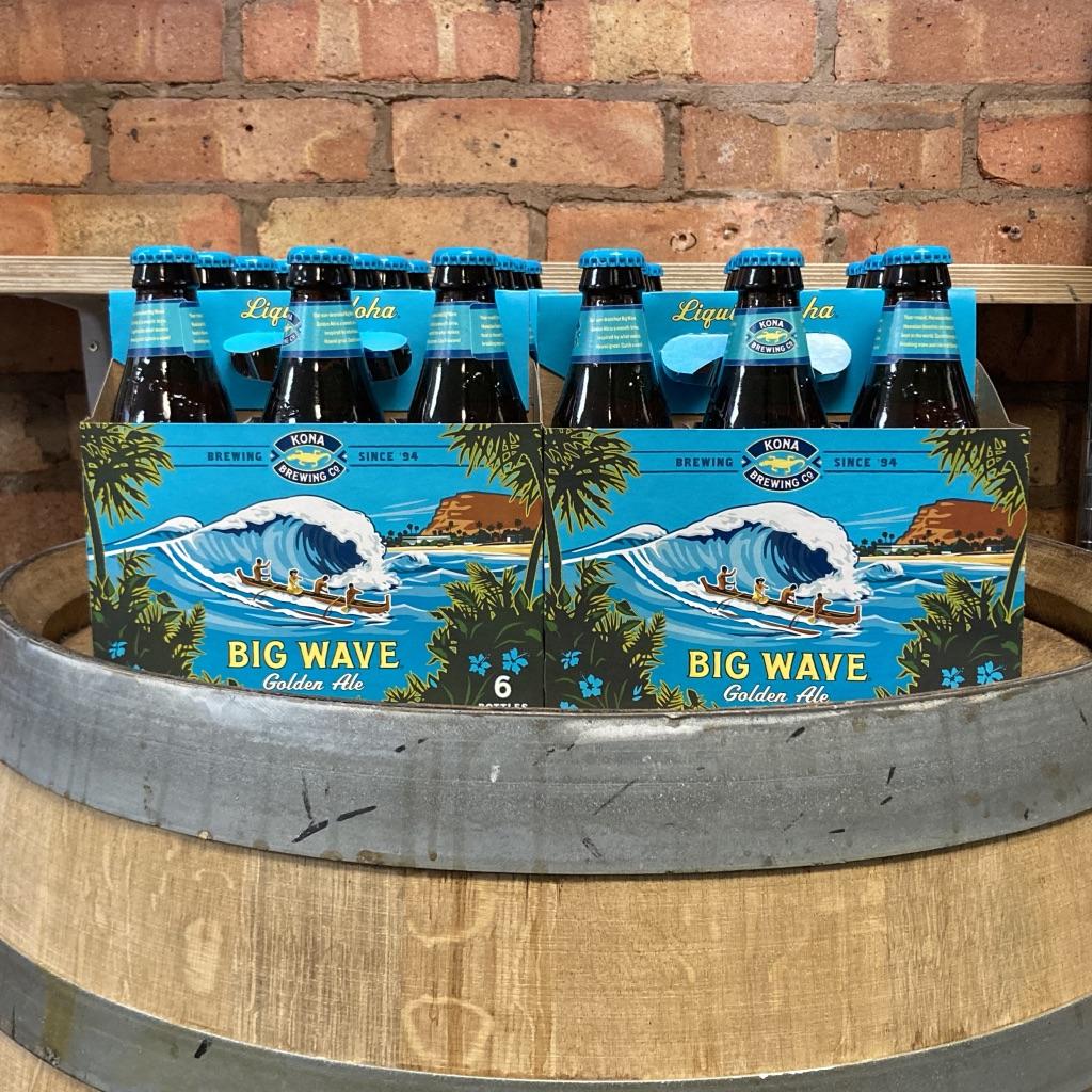Kona Big Wave Case (24 bottles)