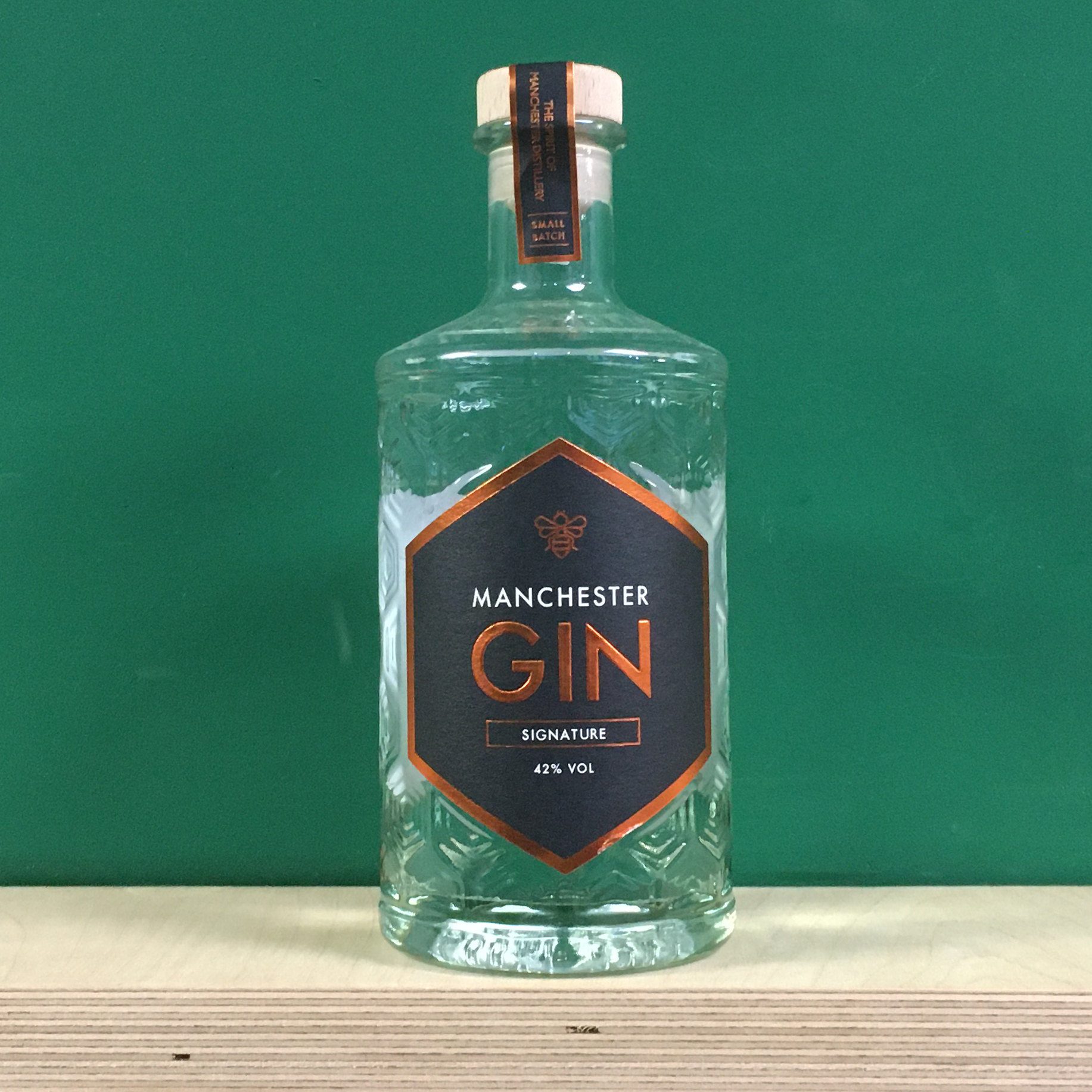 Manchester Gin Signature