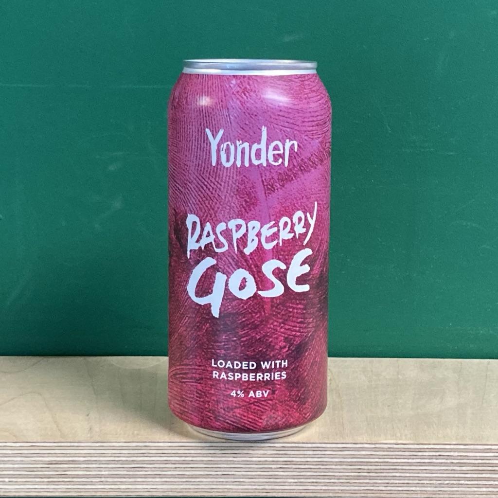 Yonder Rasberry Gose