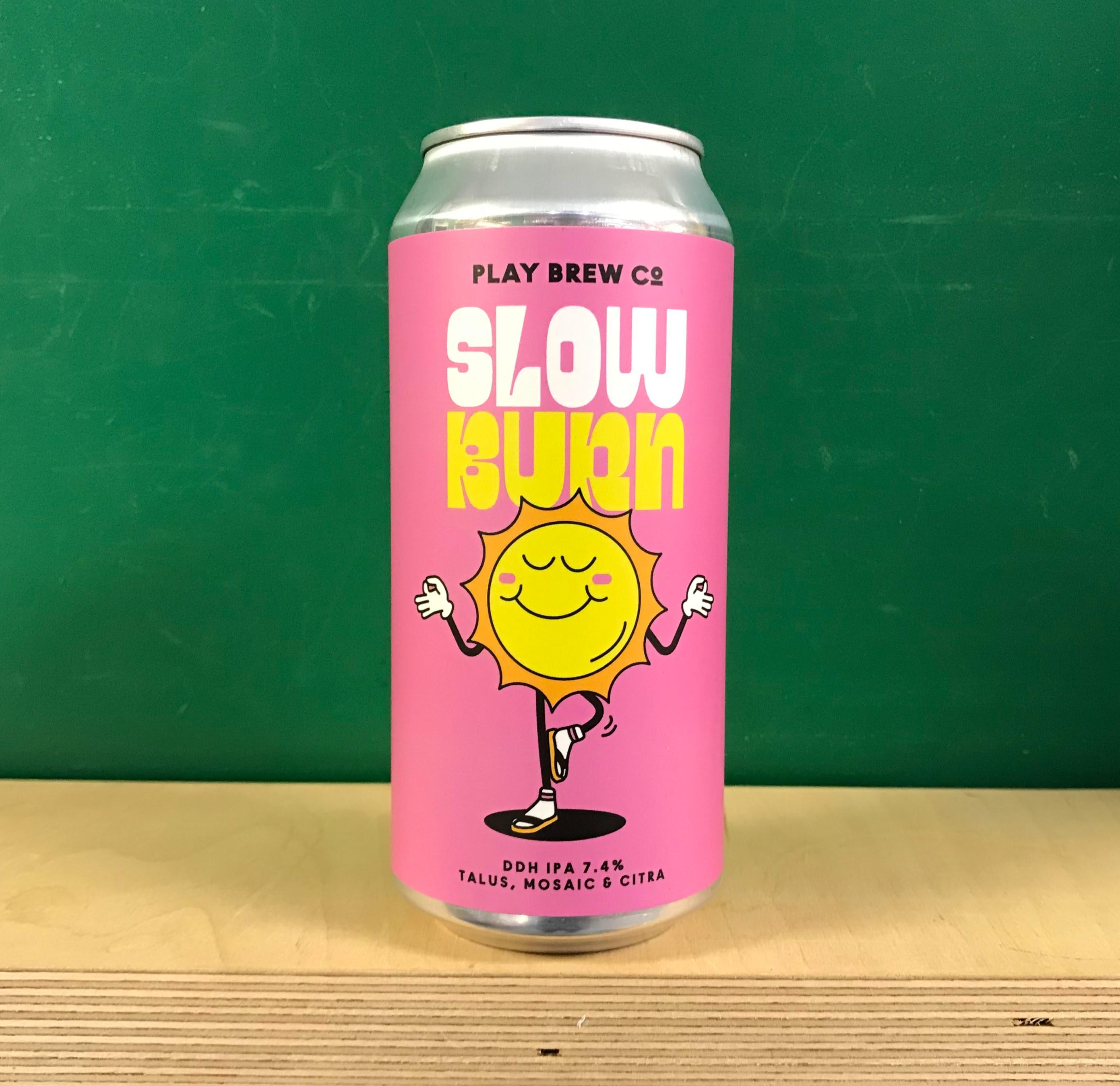 Play Brew Co Slow Burn