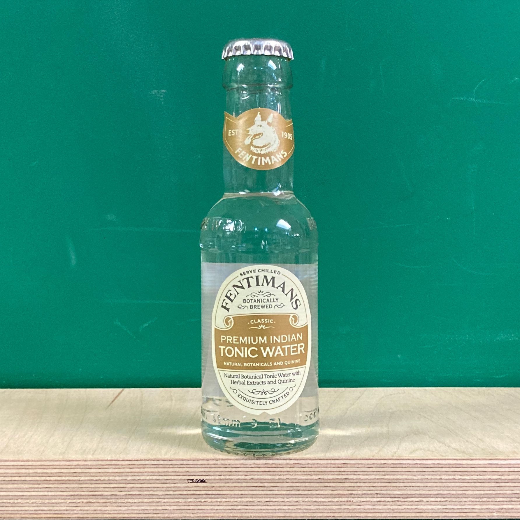Fentimans Premium Tonic