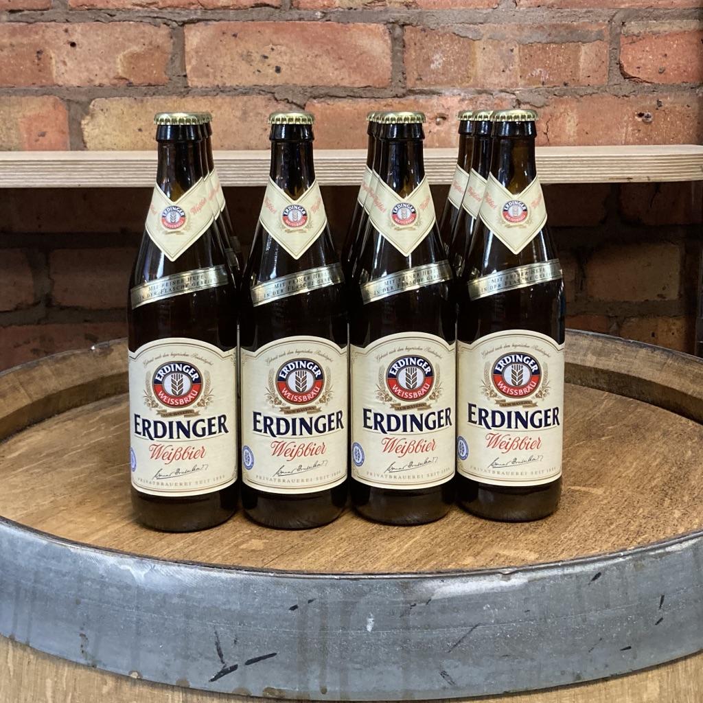 Erdinger Weisse Case (12 bottles)