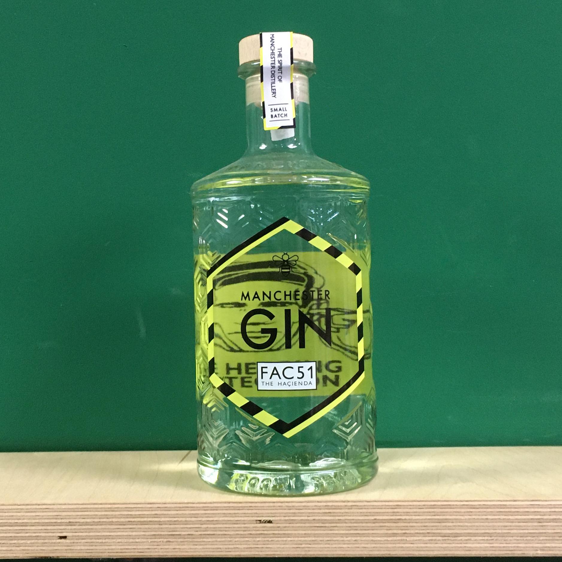 Manchester Hacienda Gin
