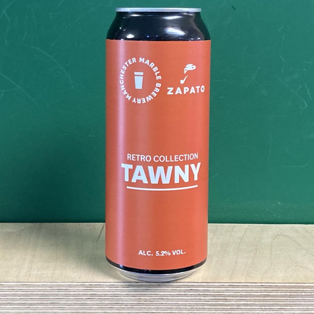 Marble Retro Tawny