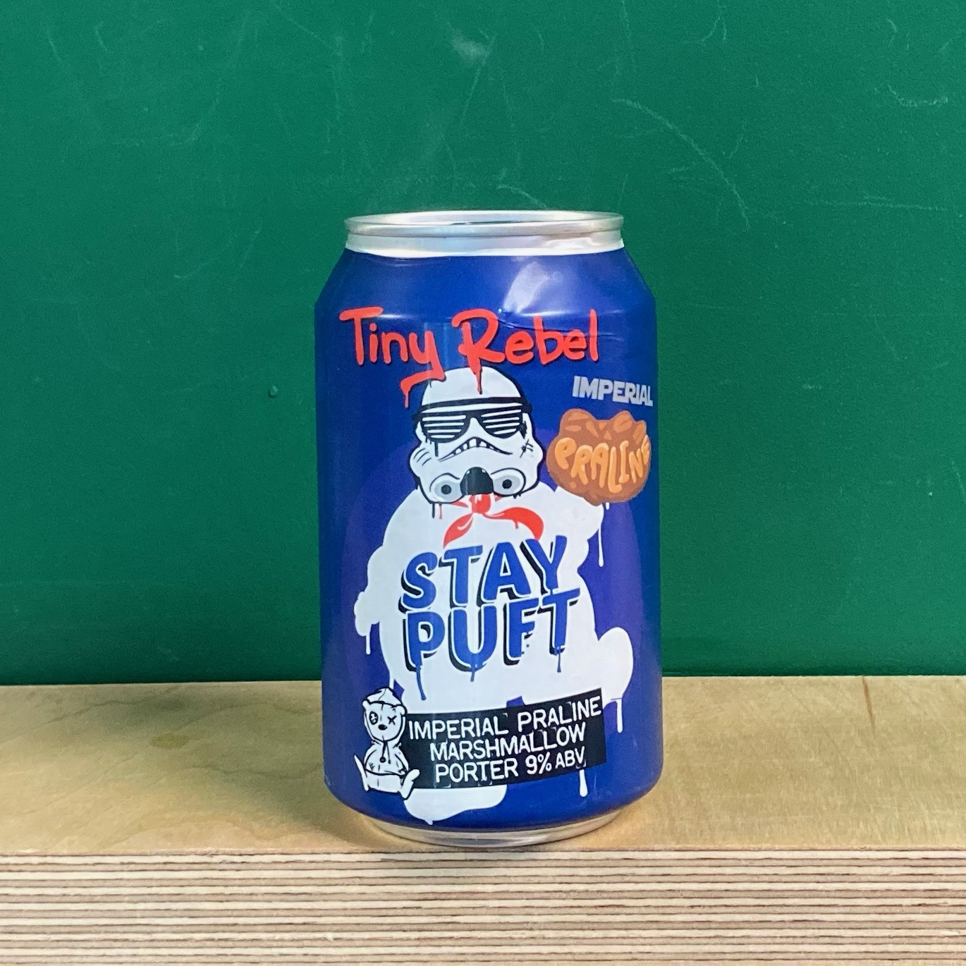 Tiny Rebel Stay Puft Praline