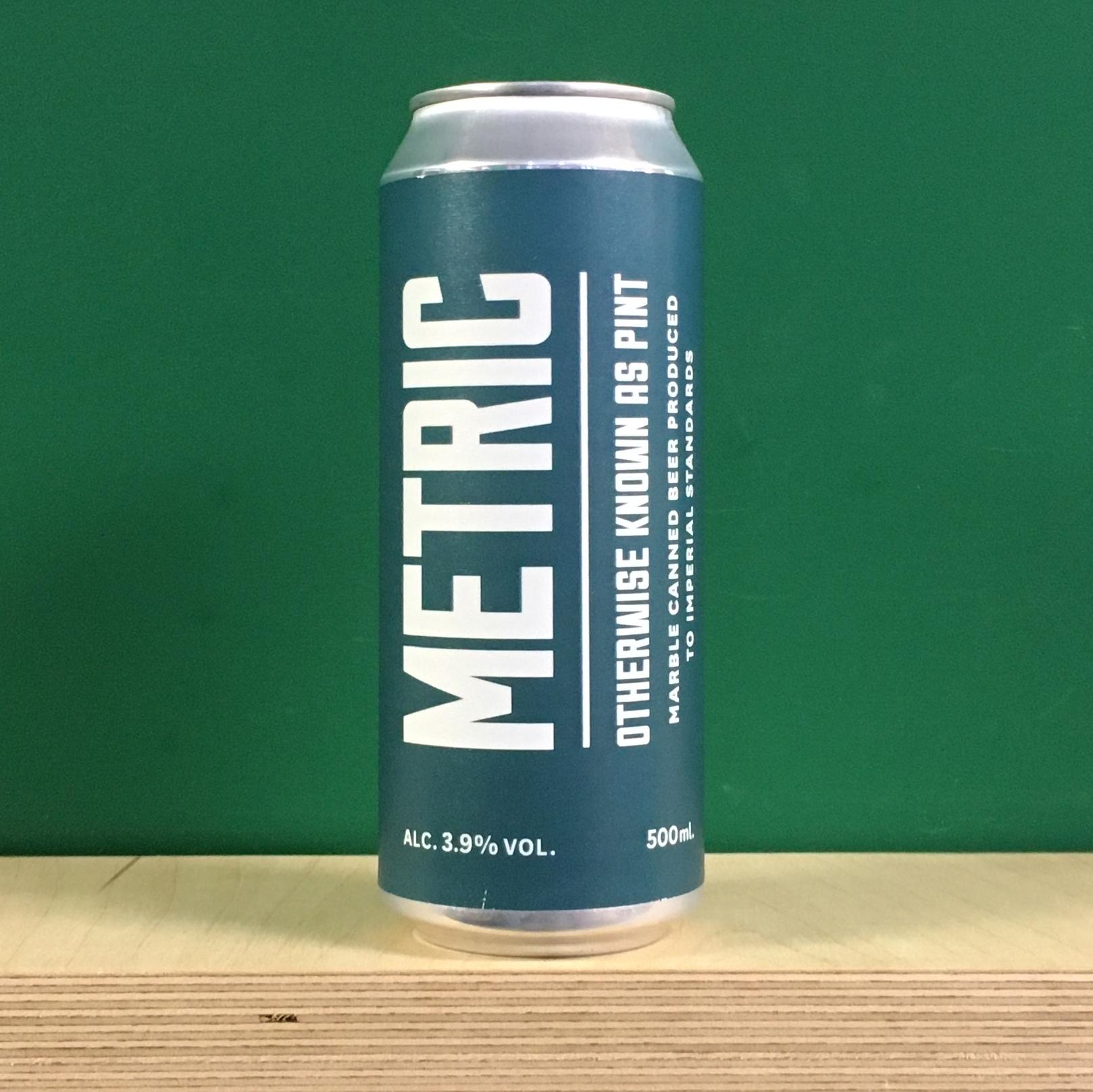 Marble Metric