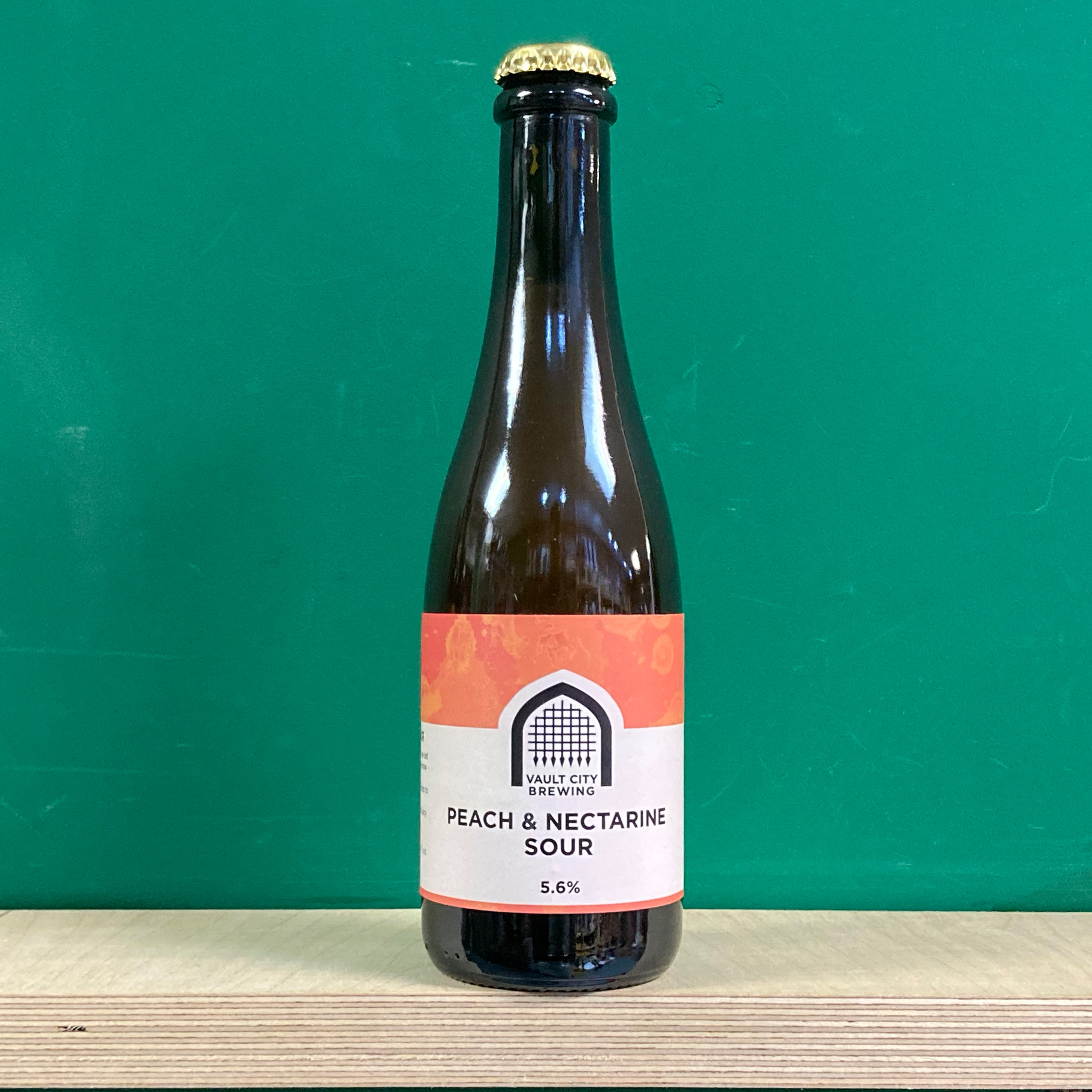 Vault City Brewing Peach & Nectarine Sour