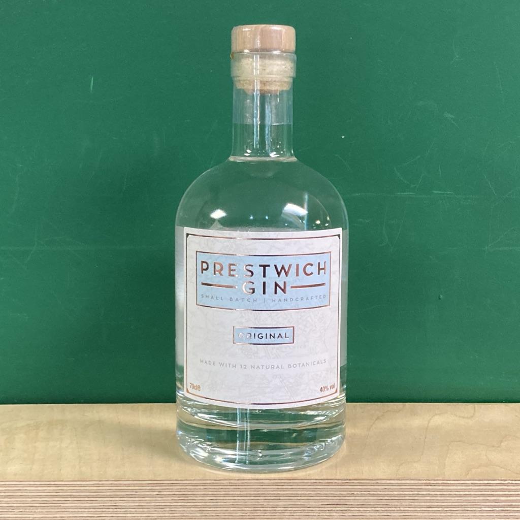 Prestwich Gin