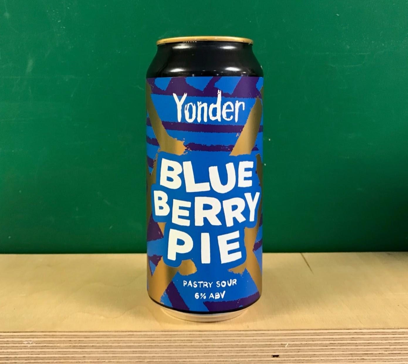 Yonder Blueberry Pie
