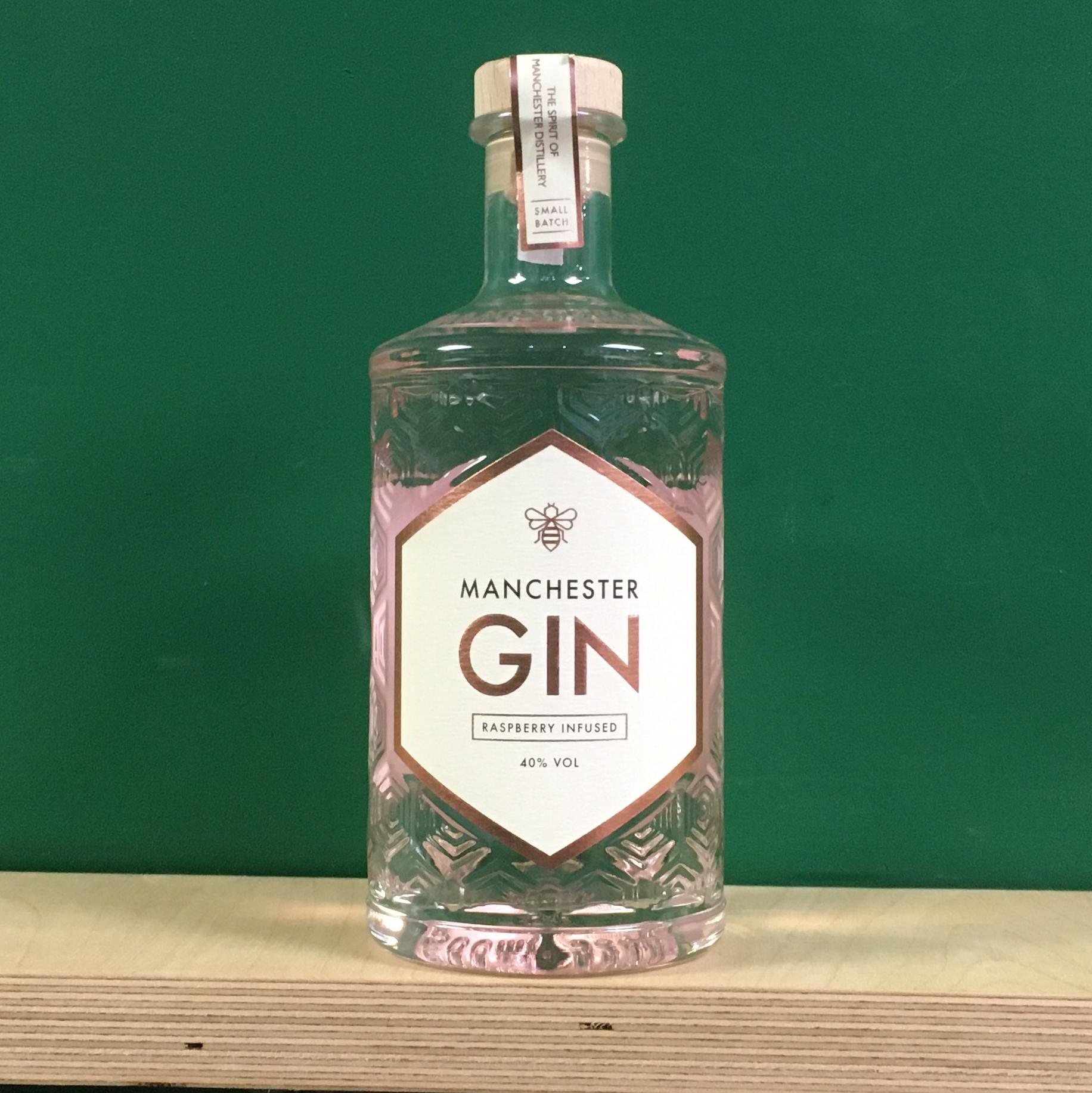 Manchester Rasberry Gin