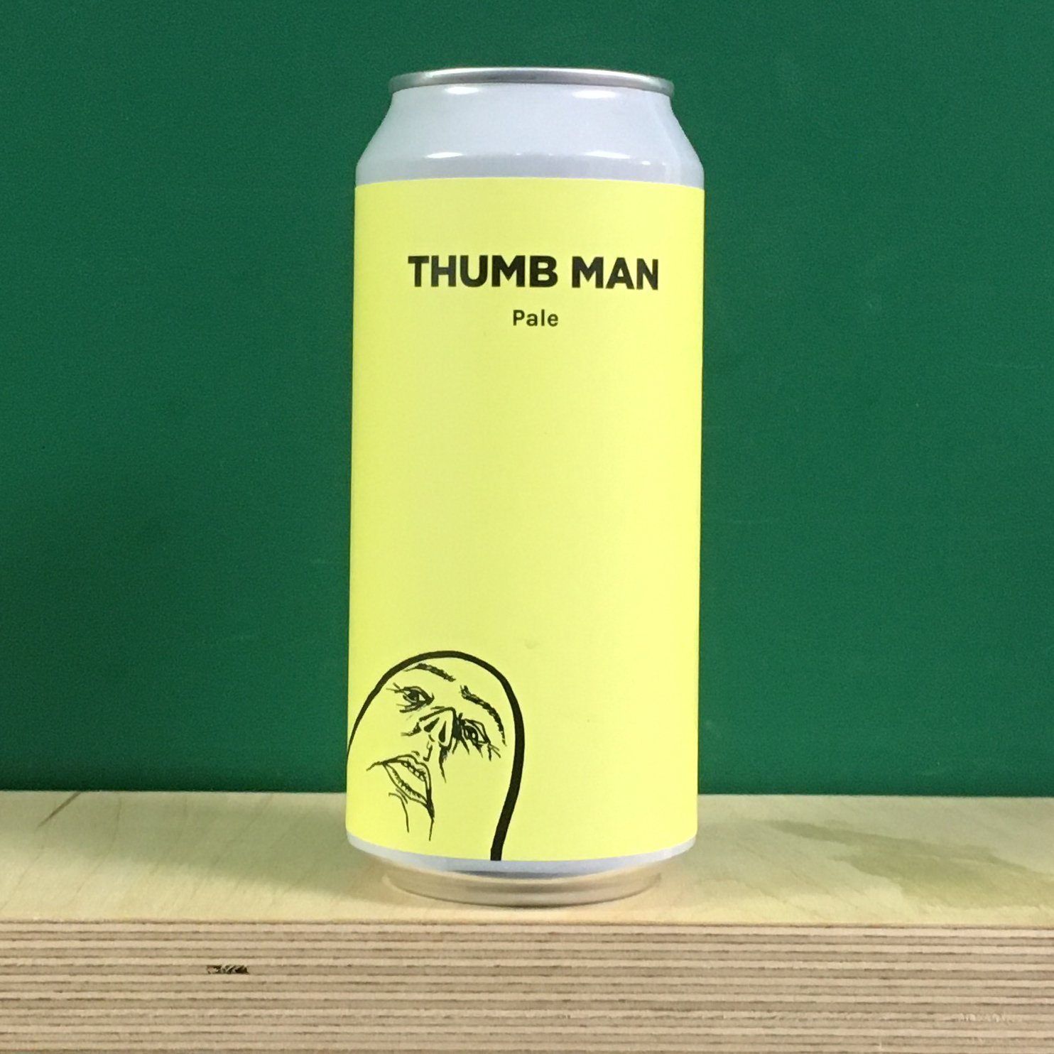 Pomona Island Thumb Man