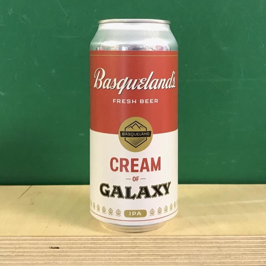 Basquelands Cream Of Galaxy