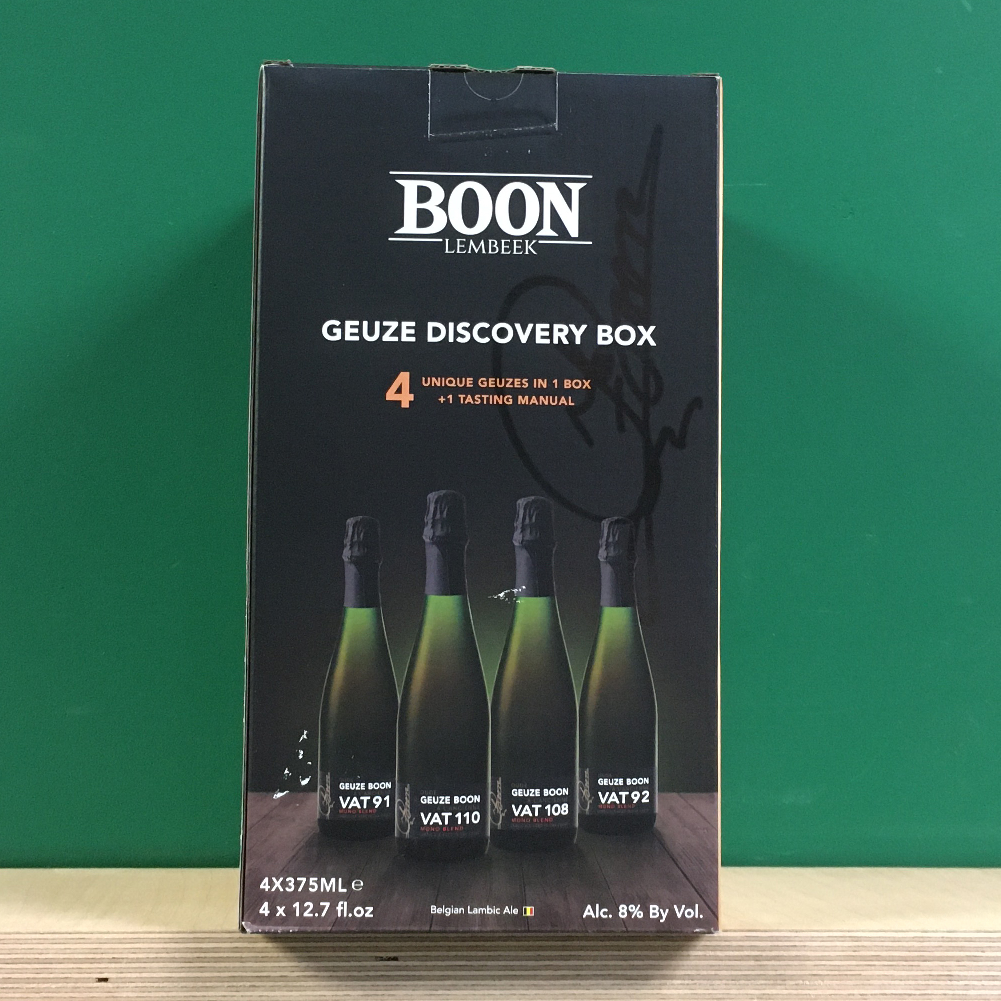Boon Gueze Discovery Gift Pack