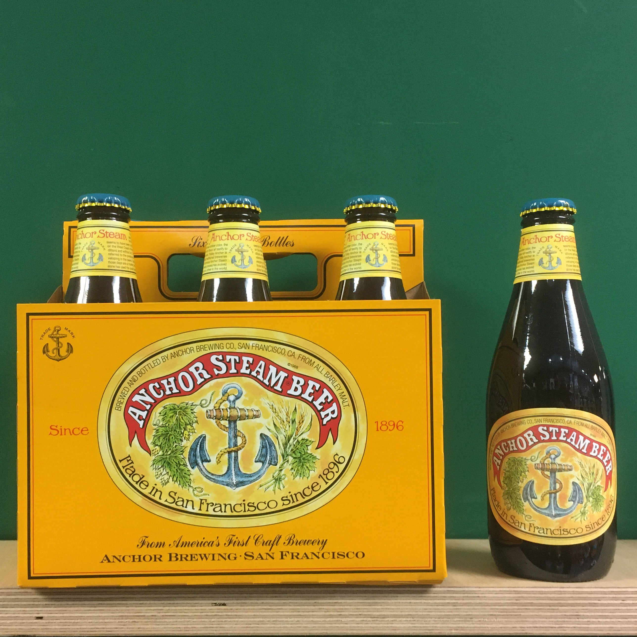 Anchor Steam 6 Pack