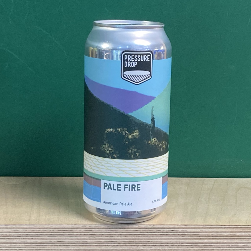 Pressure Drop Pale Fire
