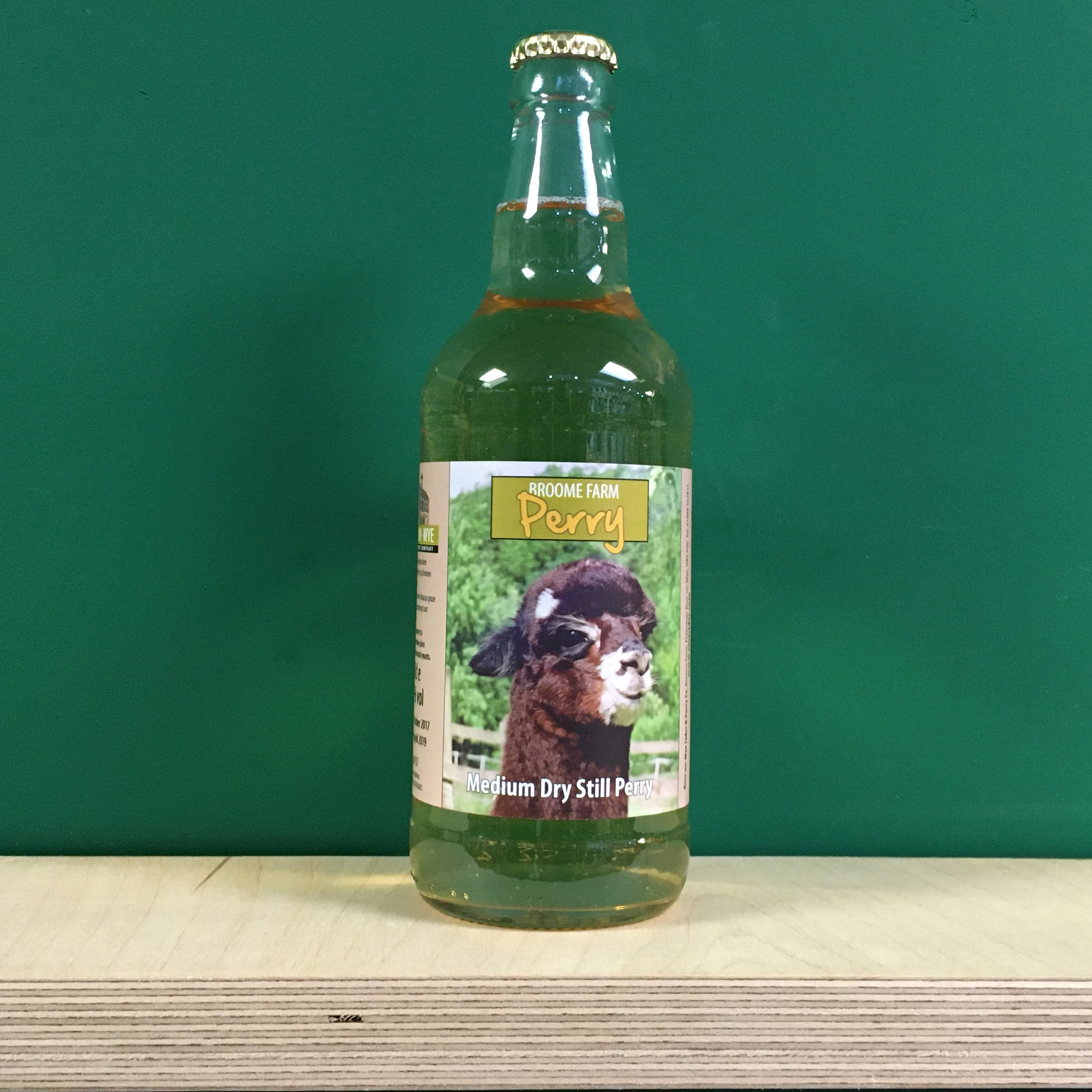 Ross On Wye Cider Broome Farm Perry