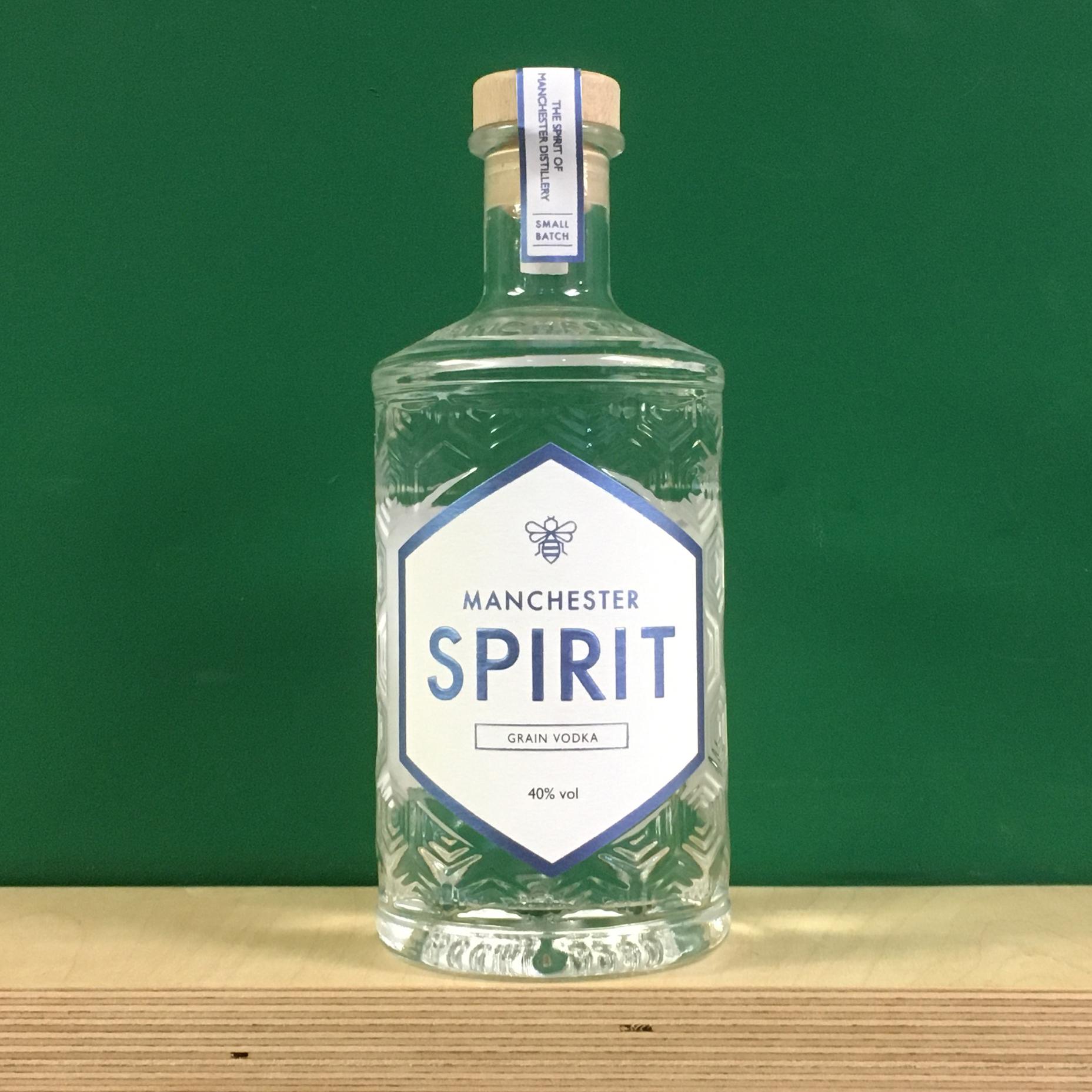 Manchester Spirit Vodka