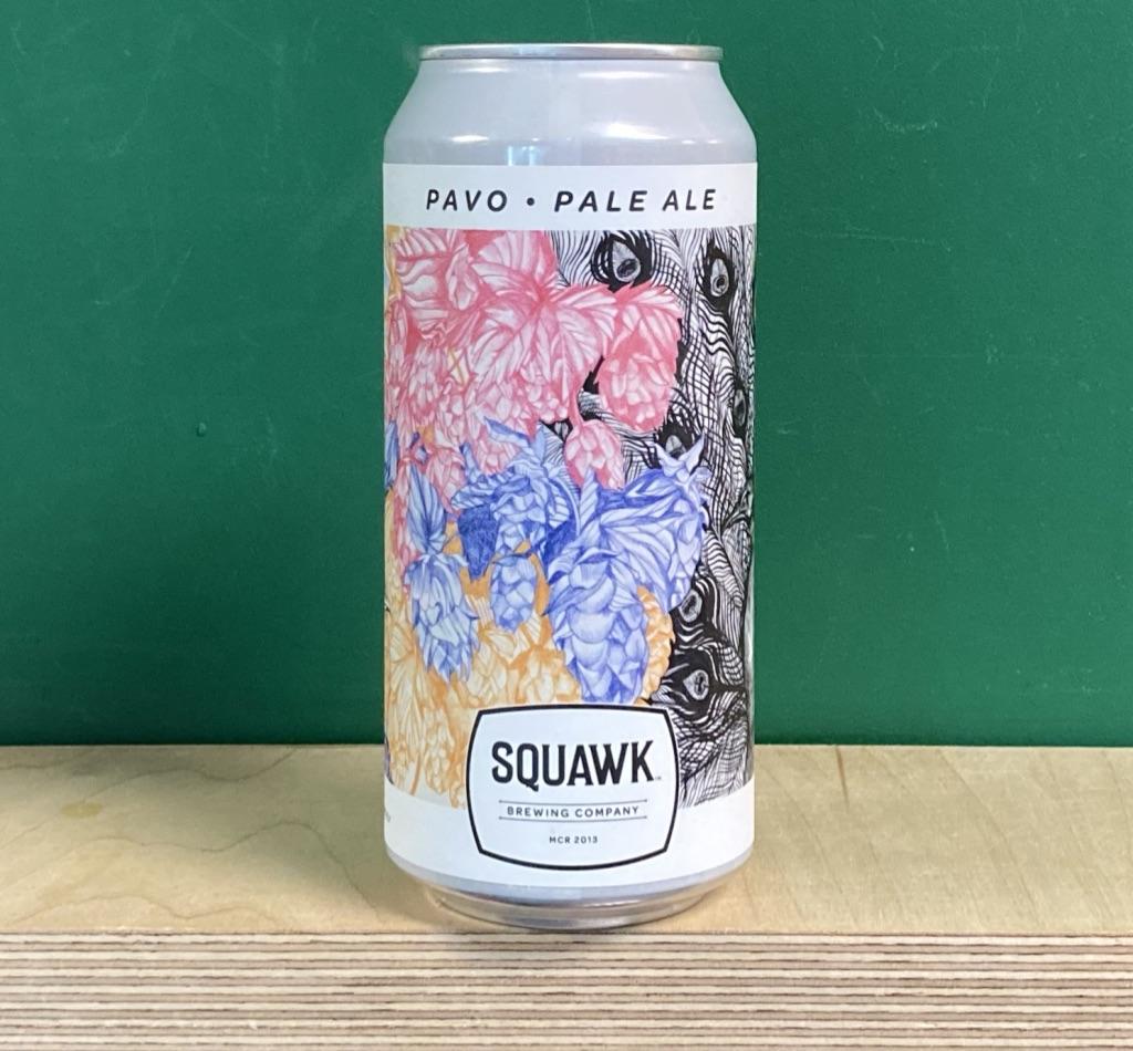 Squawk Pavo
