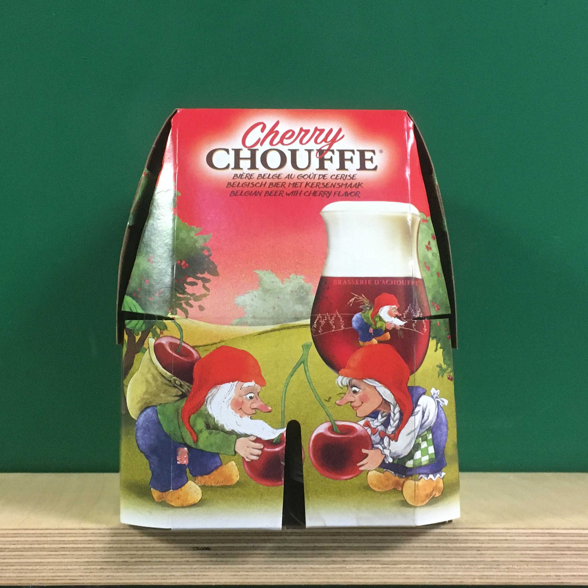 Cherry Chouffe 4 Pack