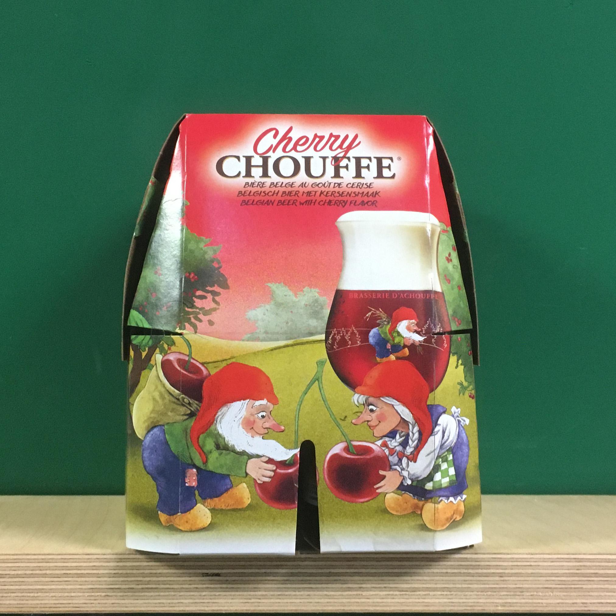 Cherry Chouffe 4 Pack