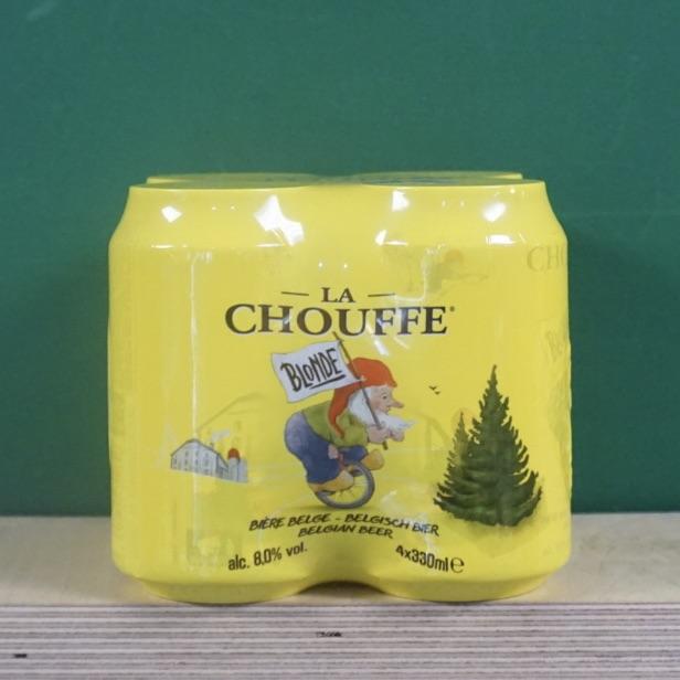 La Chouffe 4 Pack