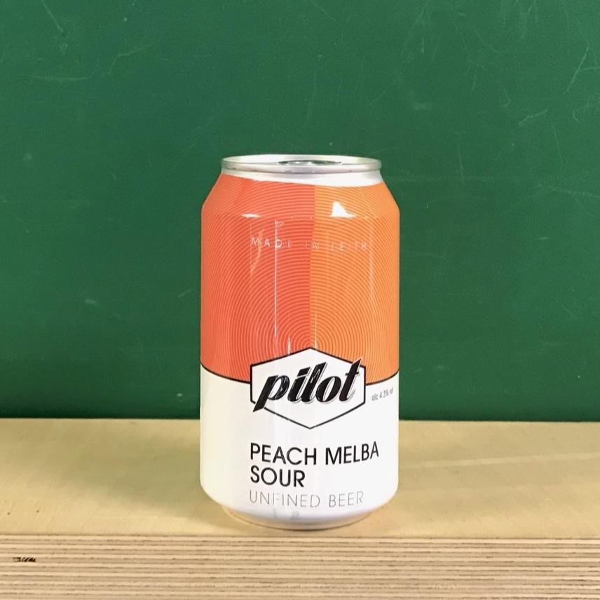 Pilot Peach Melba Sour