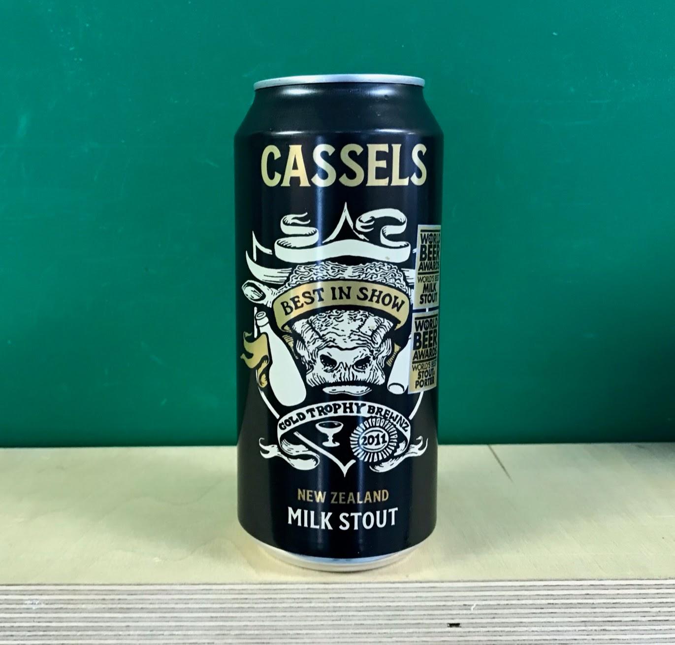 Cassels Milk Stout