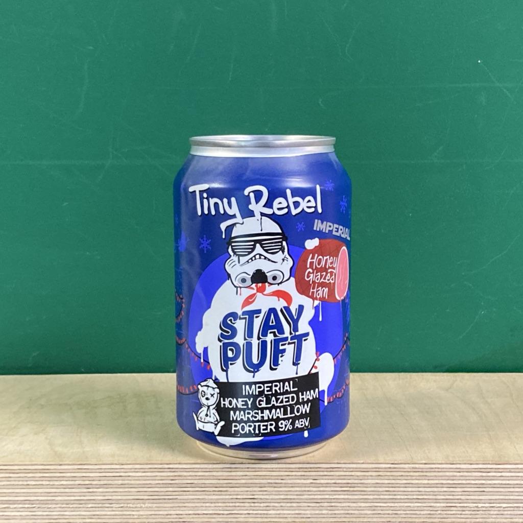Tiny Rebel Honey Glazed Ham Imperial Stay Puft