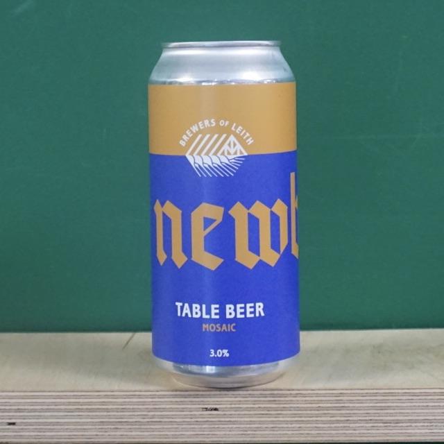 Newbarns Table Beer