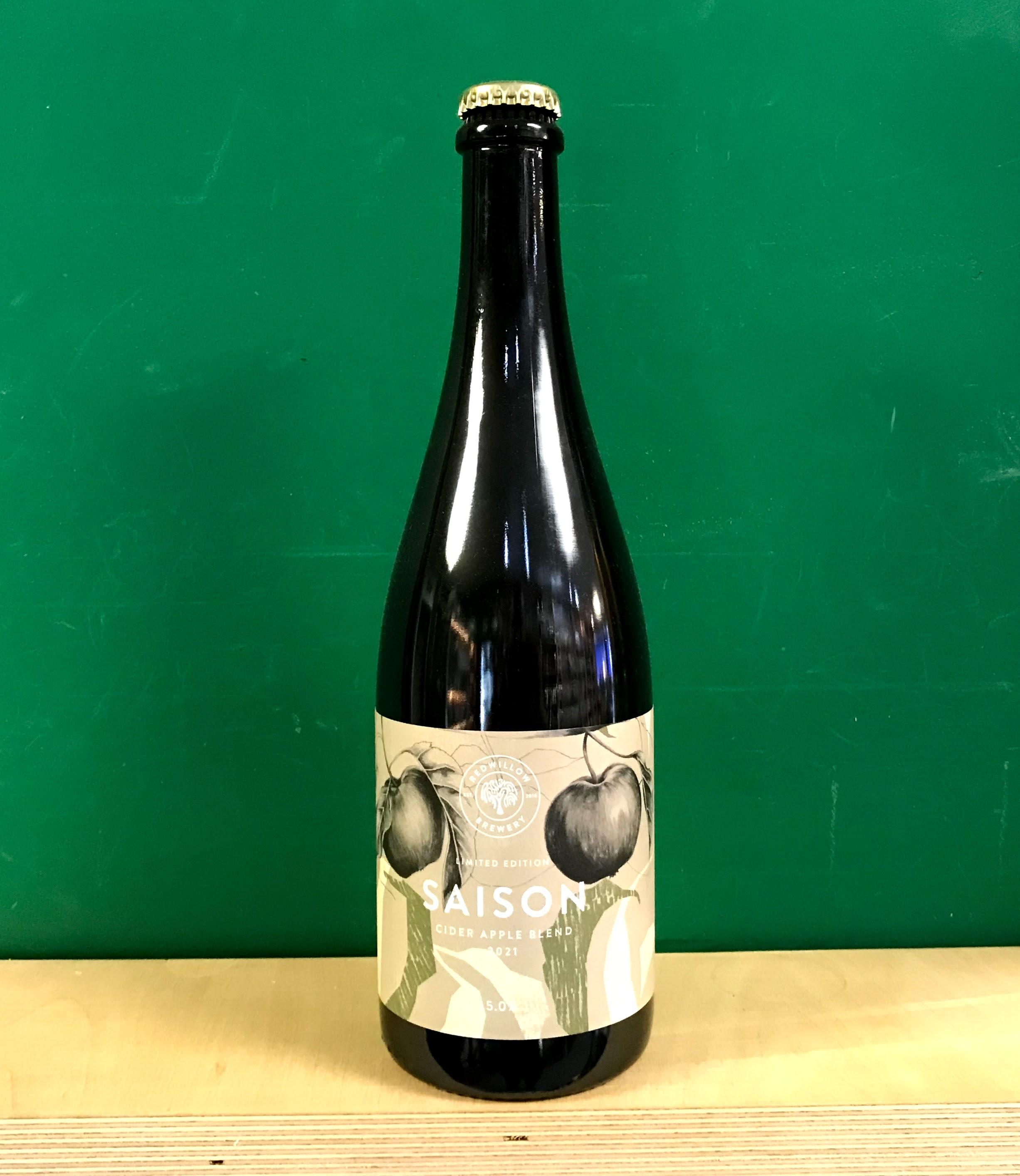 Redwillow Cider Apple Saison 2021